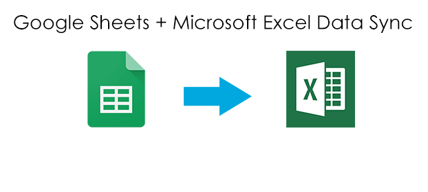 Syncing Google Sheets Data to Excel