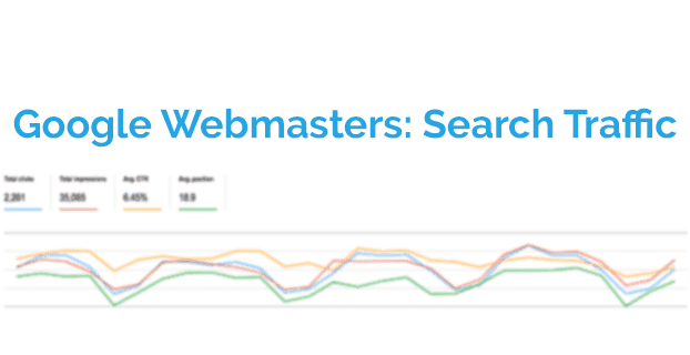 Start Storing your Google Webmasters Search Traffic Data!
