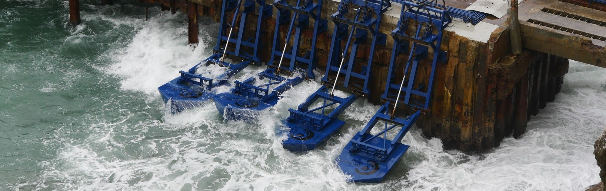 Could the future of marine energy be onshore?