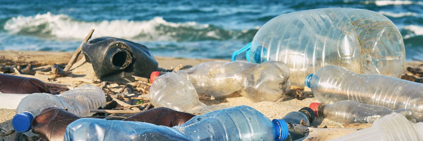 Better product design and recycling can curb plastic waste