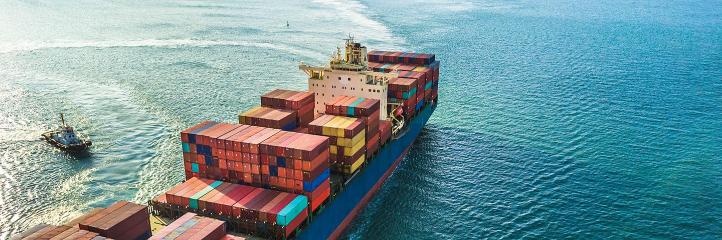 How the shipping sector is decarbonising