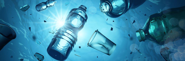 Life in plastic: The journey of plastic from origin to ocean
