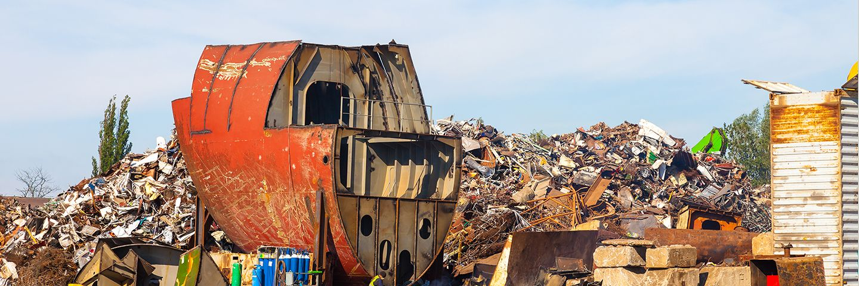 Ship recycling: building a circular economy for the high seas