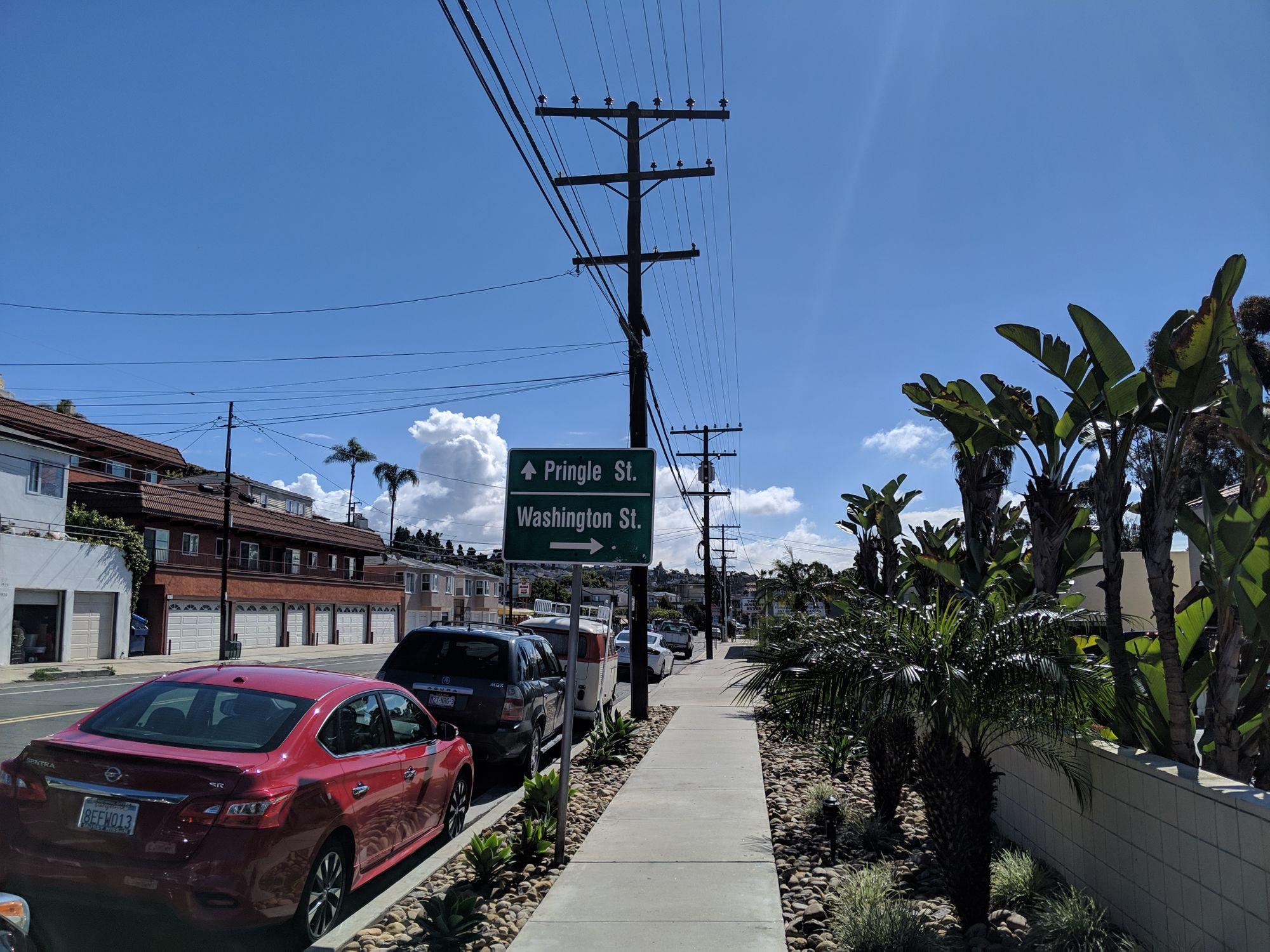 Ravitaillement à San Diego