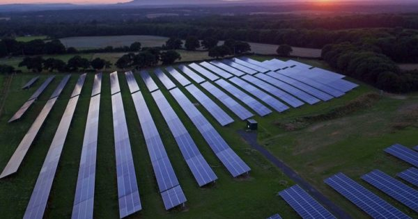 Uk S Largest Solar Farm To Be Built In Kent Despite