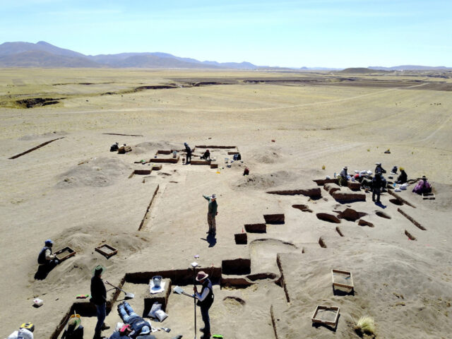 9000-year-old remains of female teenager 'challenges man-the-hunter hypothesis'
