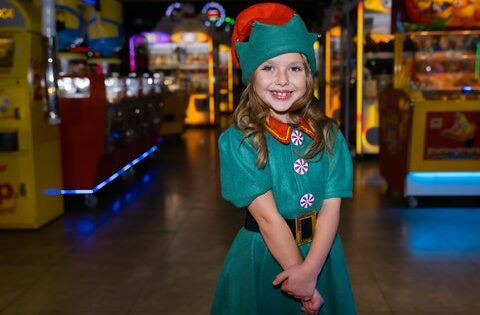 Brain tumour survivor, seven, hopes for 'dream come true' Christmas number one