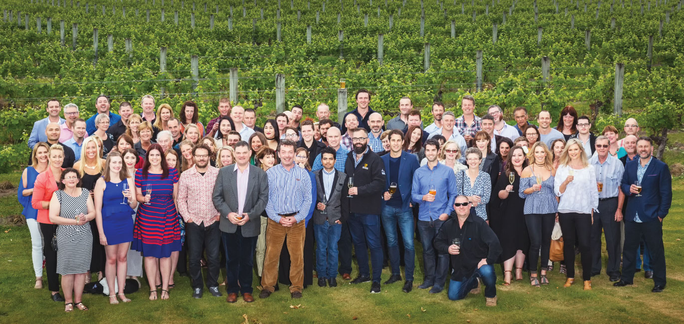Image of The Giesen Team