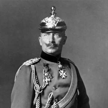Upstaging the Kaiser image