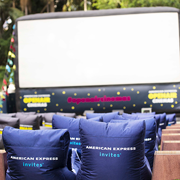 Openair Cinema Mobile Image