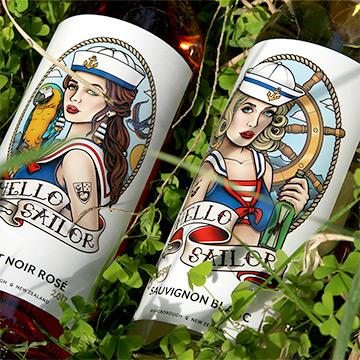 Hello Sailor Wines Mobile Image