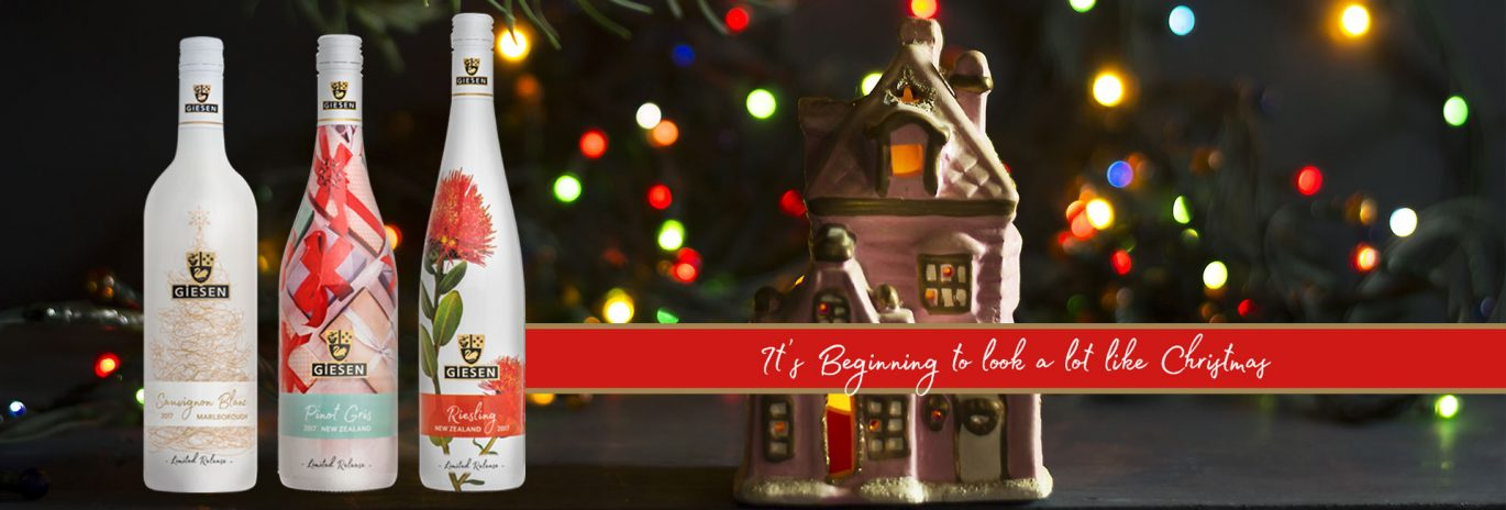 Christmas Wines with Giesen image