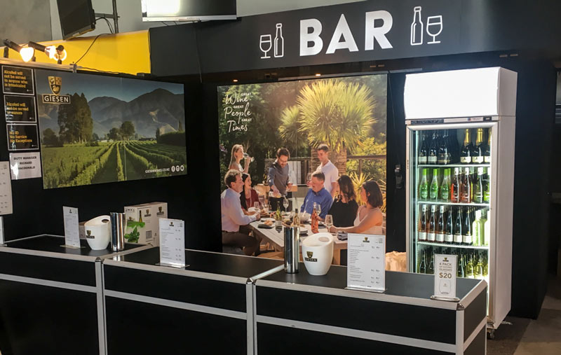 FoodShow-Wellington-Stand