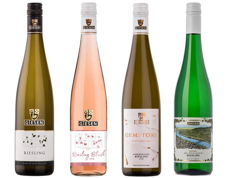 Giesen Riesling Wines