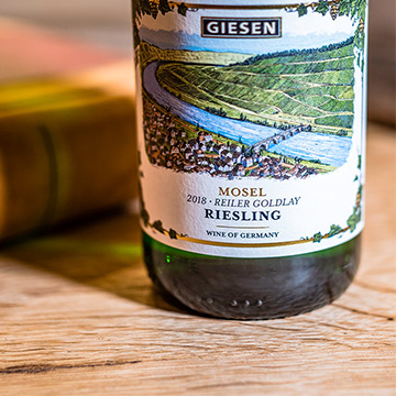 Giesen Mosel Riesling Mobile Image
