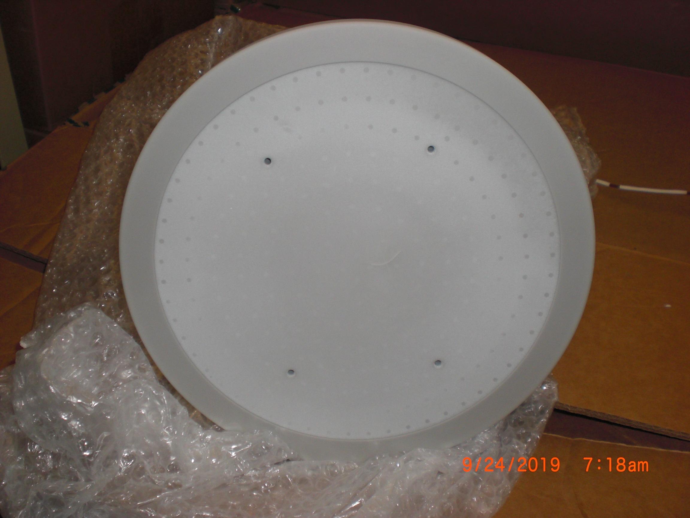 Heater Applied Materials (AMAT) 0010-12814 ASSY 200MM DUAL ZONE H17 RIGID TE