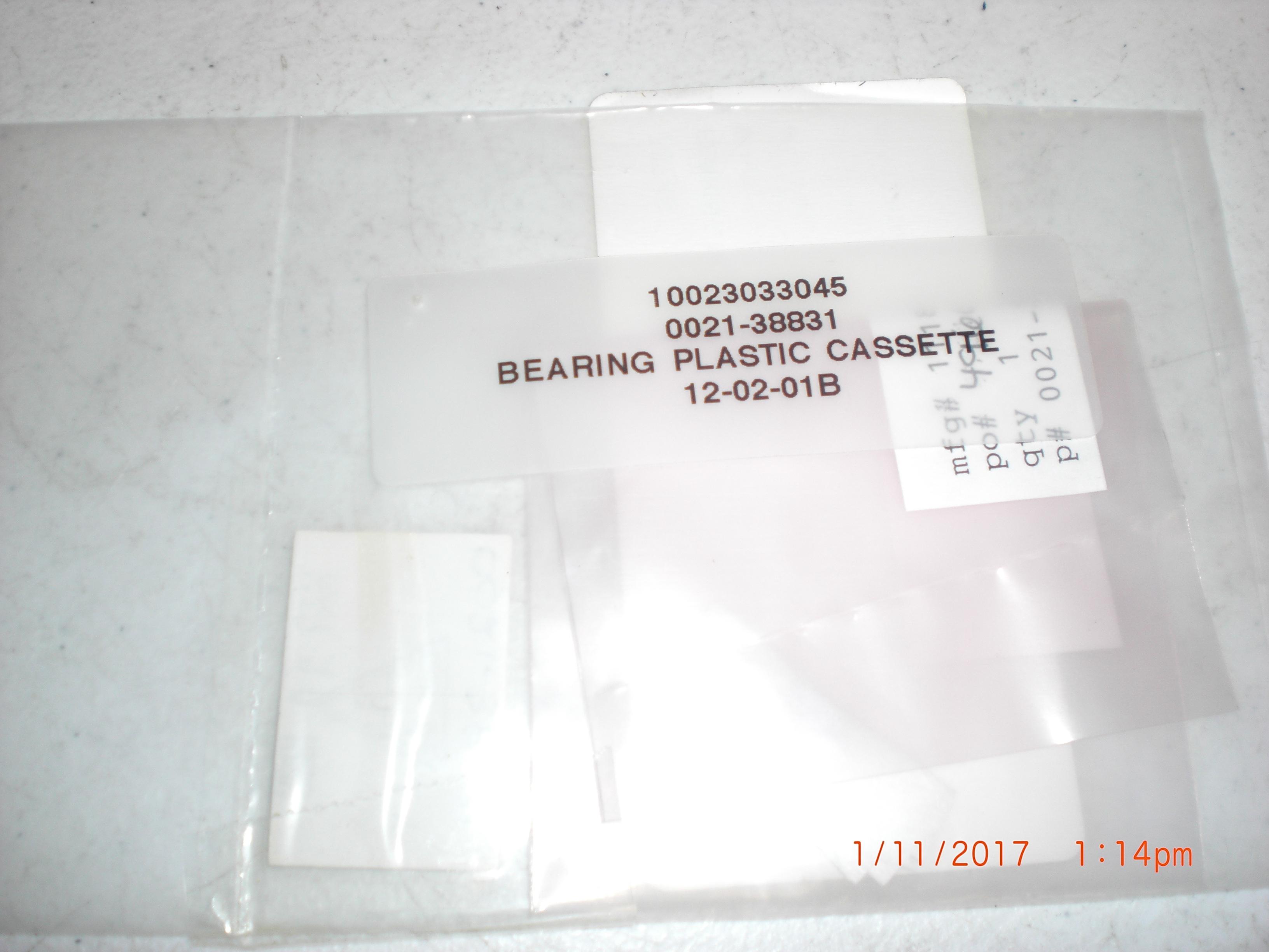 Bearing PLASTIC (AMAT) 0021-38831 , CASSETTE HANDLER CENTURA