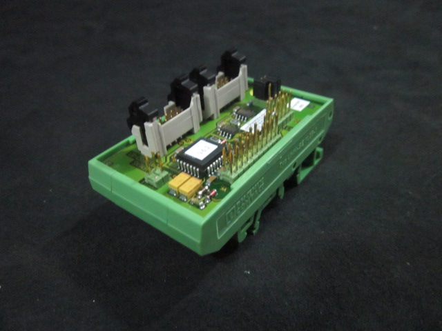 PCB Adaptor Cannon to BUS PHOENIX CONTACT UMK-SE11.25-1 SIEMENS 00332557-03