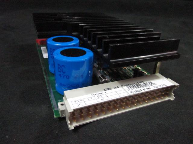 motor Controller SIEMENS PL EA 00344205-03 SERVO AMPLIFIER, TBS200/15Y-02