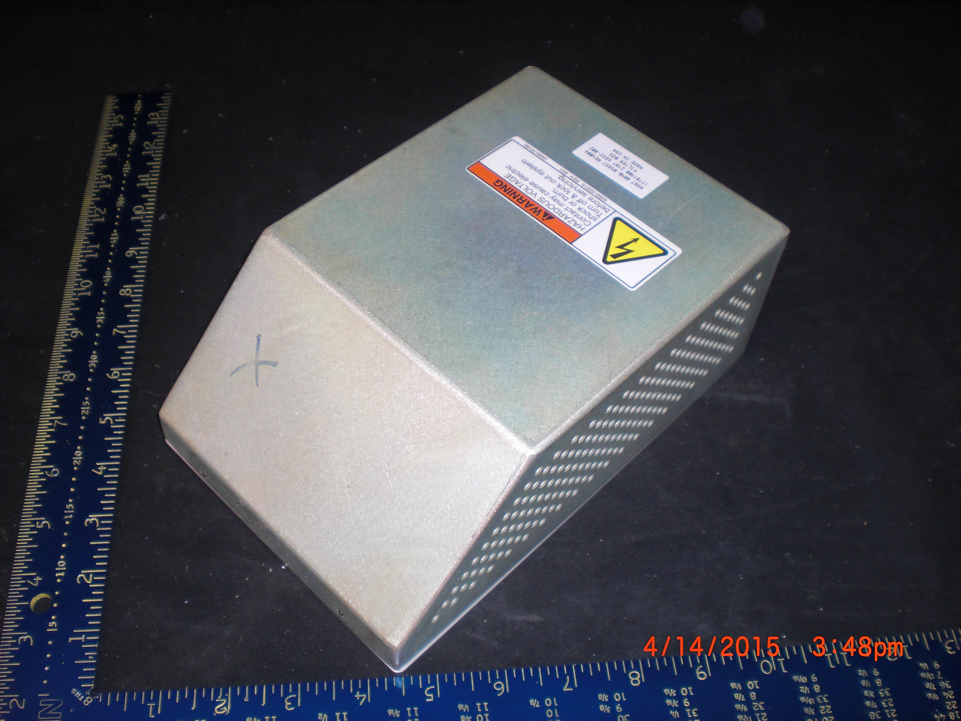 RF Systems (AMAT) 0090-03857 FILTER BOX Signal