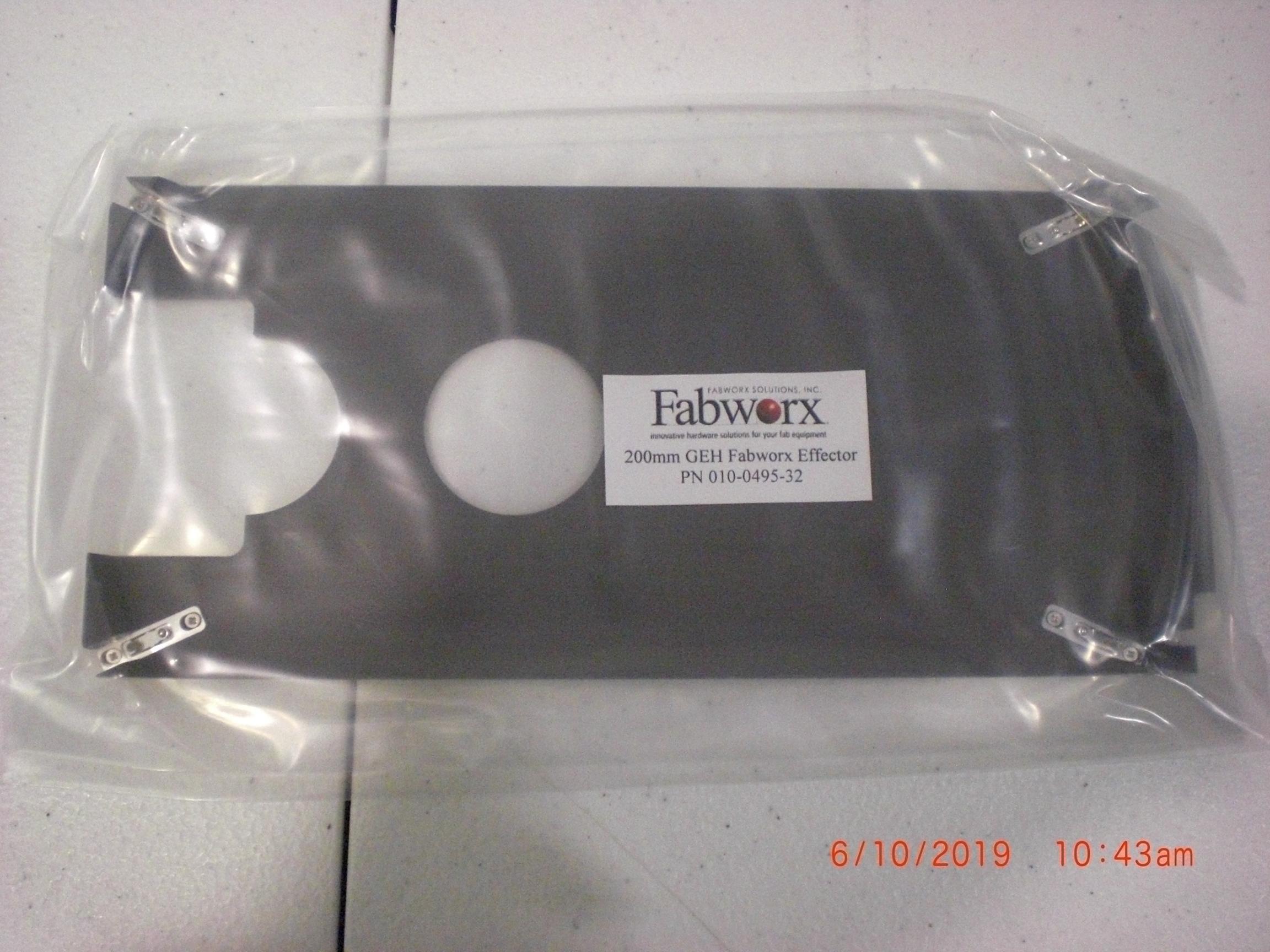 Robot FABWORKS 010-0495-32 Applied Materails (AMAT) Endura 200mm GEH Effector