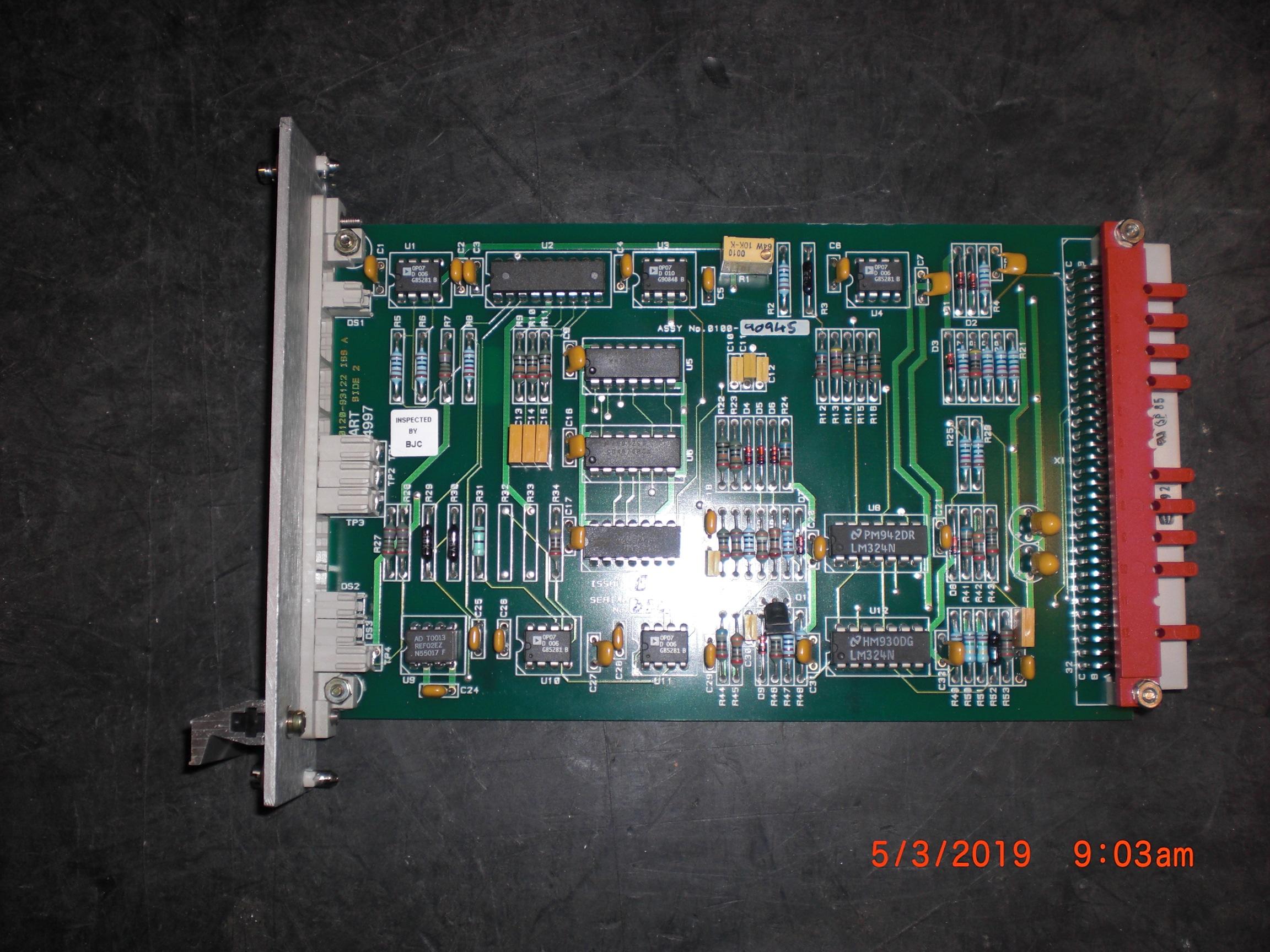 PCB Applied Materials (AMAT) 0100-90945 PWB VA CONTROL BOARD DD