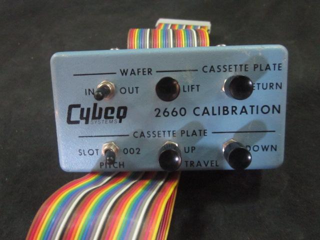 Robot Controller 2660 CALIBRATION CYBEQ 0122-0740
