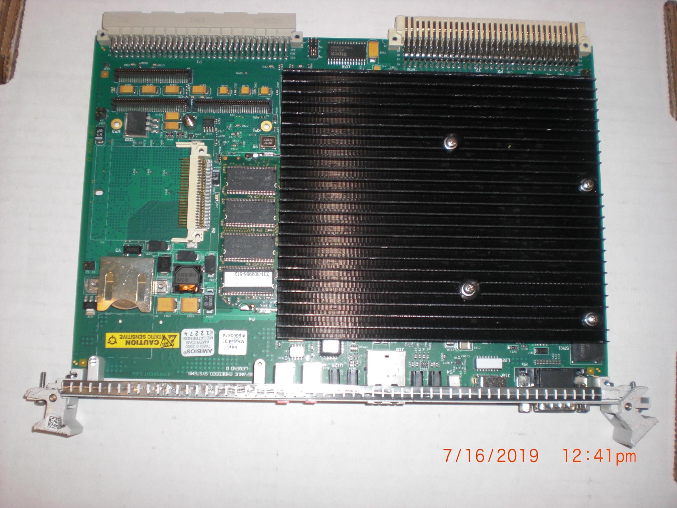 PCB GE FANUC VMiVME 7645 Applied Materials (AMAT) 0190-15949 NO RETURNS