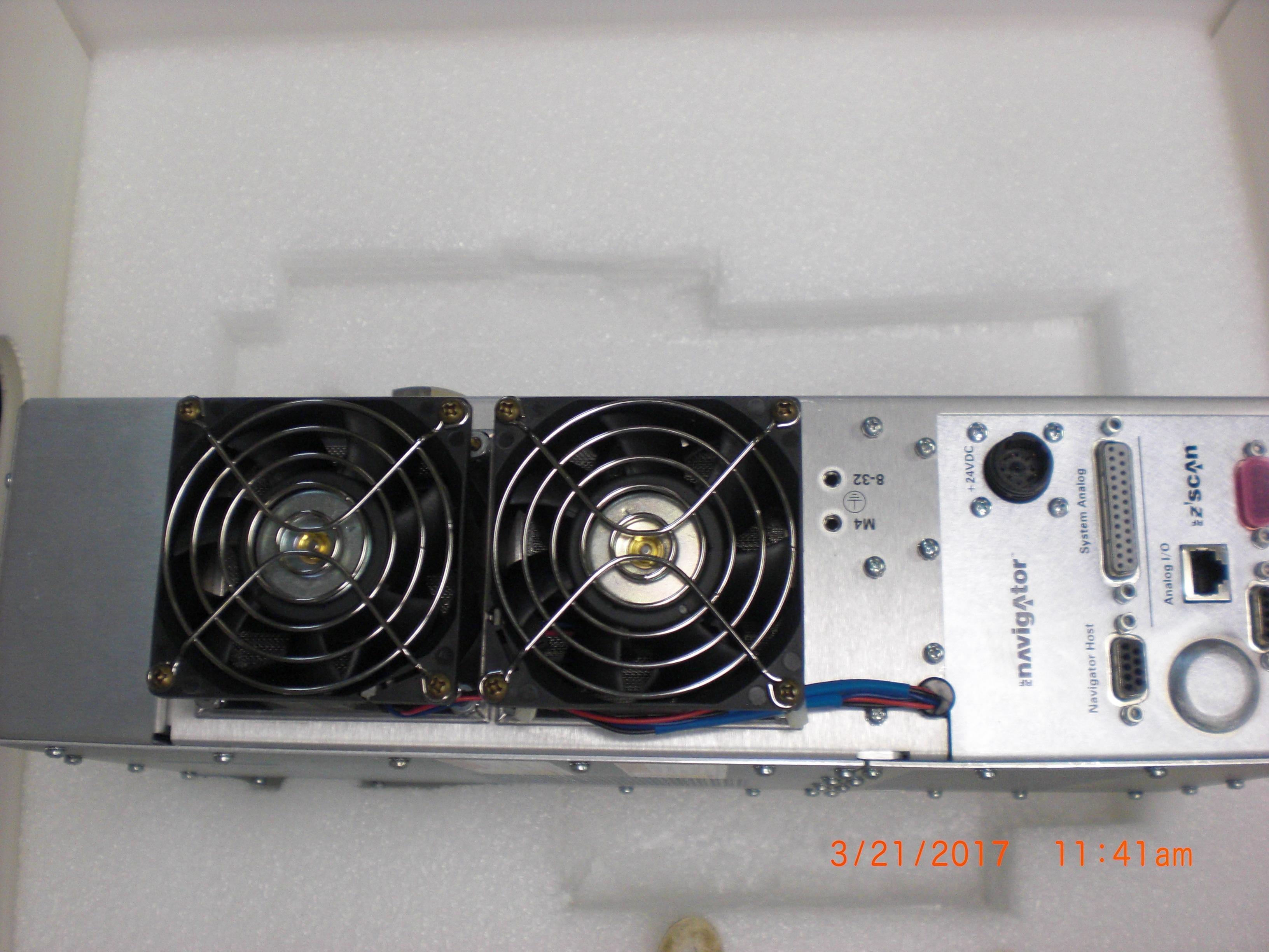 RF Systems (AE) 3155166-012 (AMAT) 0190-27187 Navigator  RF Match w/RF ZScan