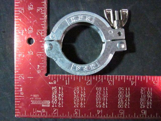 Clamp  NW40, Aluminum HPS-MKS 100312905