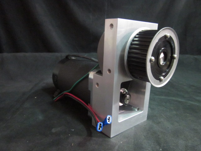Motor  Motor Assy, Low Profile Track, 0643-03-003 ELECTRO CRAFT G643-ANF