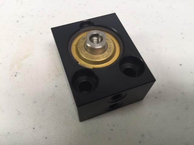 Cylinder KUHNKE 392300004  ESEC 110.0343.1/00 CYLINDER SHORT STROKE
