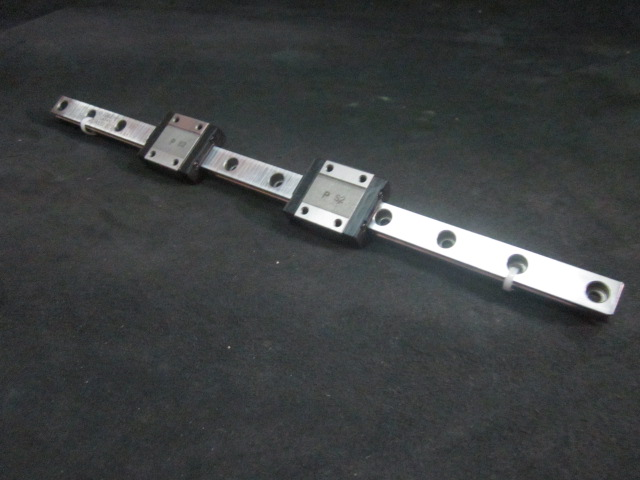 Bearing Linear Way dual slide units  IKO LWL12 BCS SVG THERMAL 112016-01