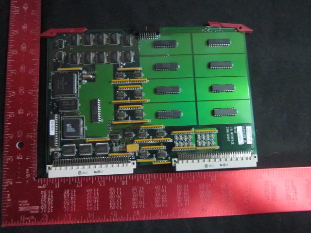 PCB I/O INTERFACE ALPHASEM AS262-0-02 Kulicke and Soffa 122796
