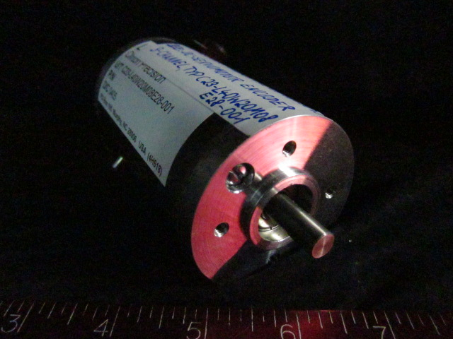 Motor   DC LITTON / CLIFTON PRECISION C23-L40W20M08E21 With HEDM-5600 Encoder