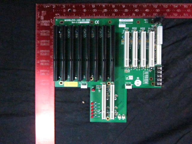 PCB BACKPLANE 270x264 12 SLOT PCI INDUSTRIAL PCI-12S-RS-R30771