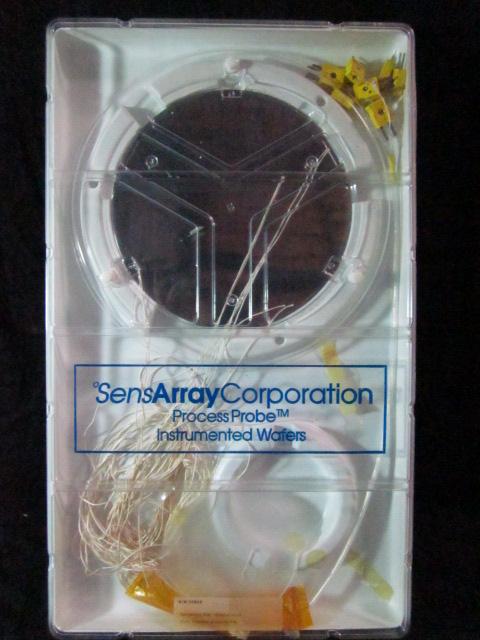 Sensor KLA TENCOR Sensray 1530A-8-0040 Process Probe Instrumented Wafers