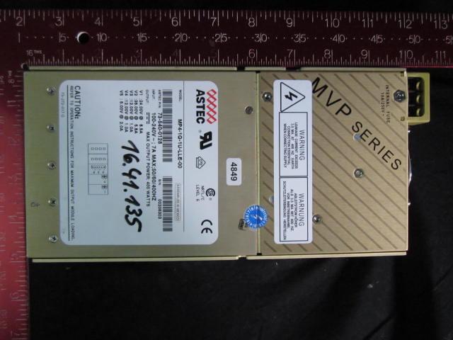 Power Supply  400W  ASTEC MP4-1Q-1U-LLE-00 73-540-0128