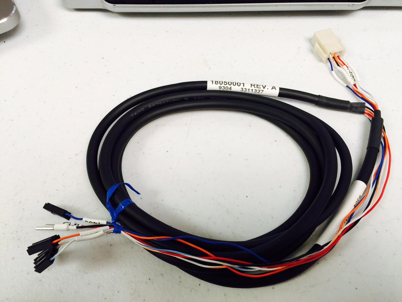 Cable KEYENCE 18050001 CABLE, TILT SENSOR (NEST ARM)