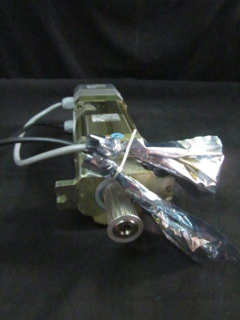 Motor  SIEMENS 1FT3046-6AZ99-9-Z-S-15 BRUSHLESS Permanent Magnet SERVOMOTOR, Y-MOTOR S23, 00334154S02, 00334154-01