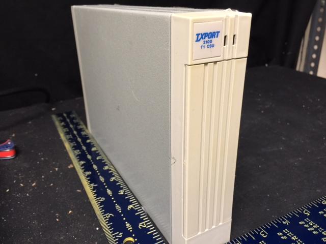 Computer Accessory IXPORT 2100 CSU PRISM CONTROL BOARD 45-00057 Rev 1.00 model f-2100-100-1120  (no power cord)