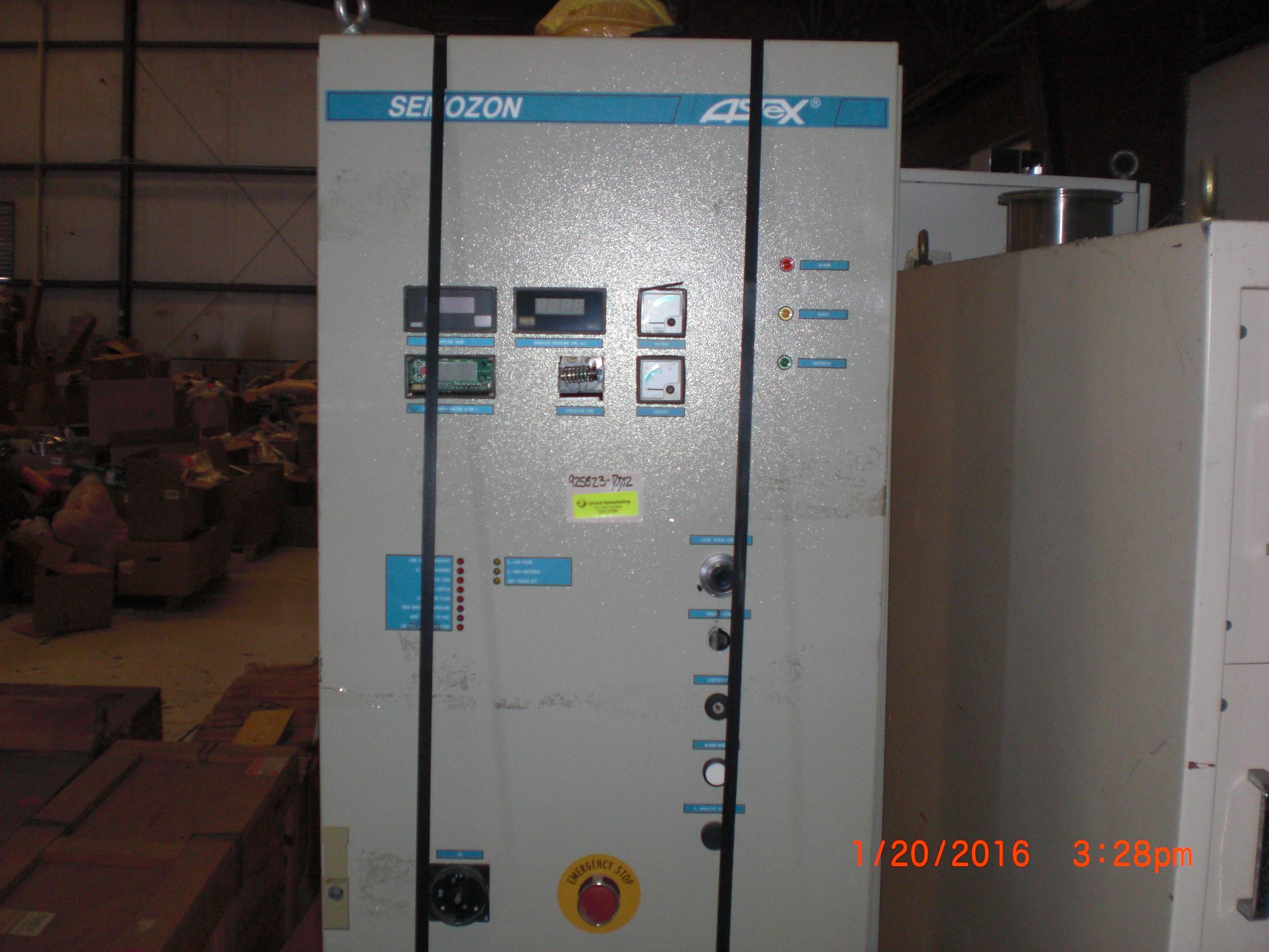 Generator OZONE ASTEX 250.3 Semoze configured for Watkins Johnson