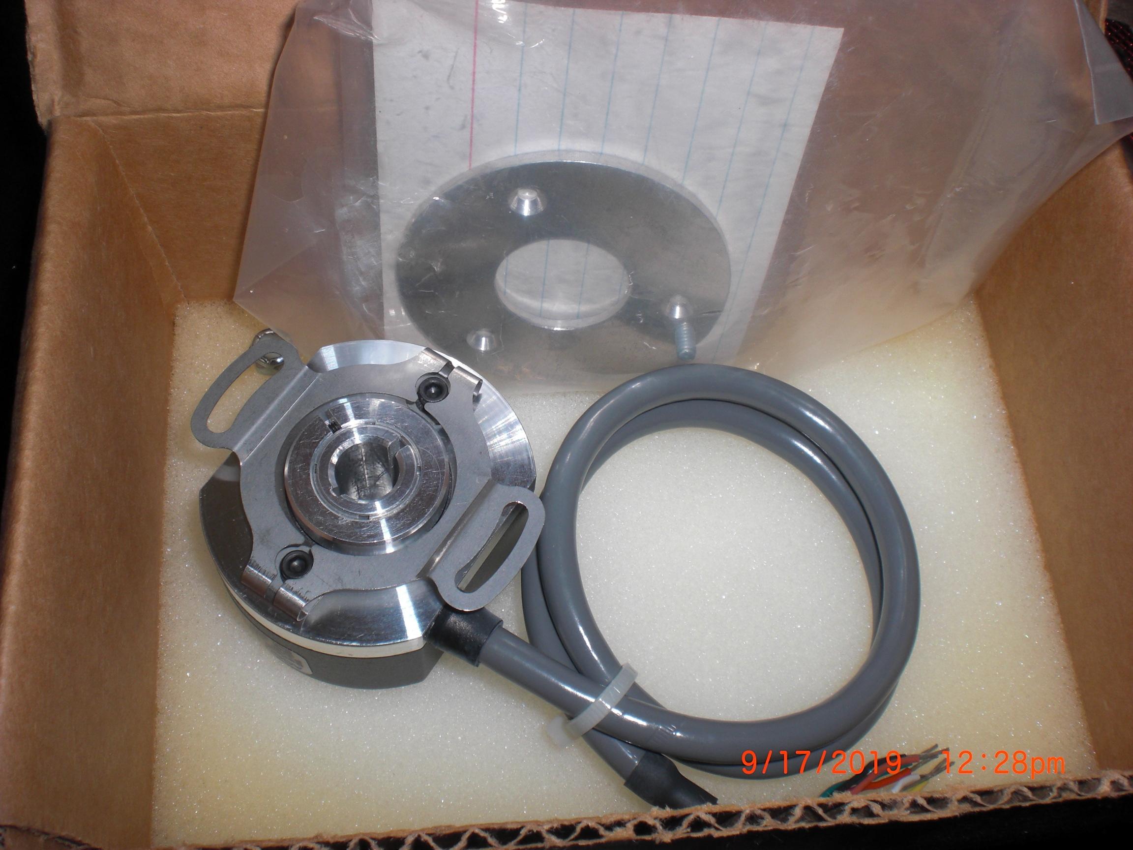 Encoder ACCU-CODER 260-n-b-02-h-0200-q-hv-1-s-sf-3-n