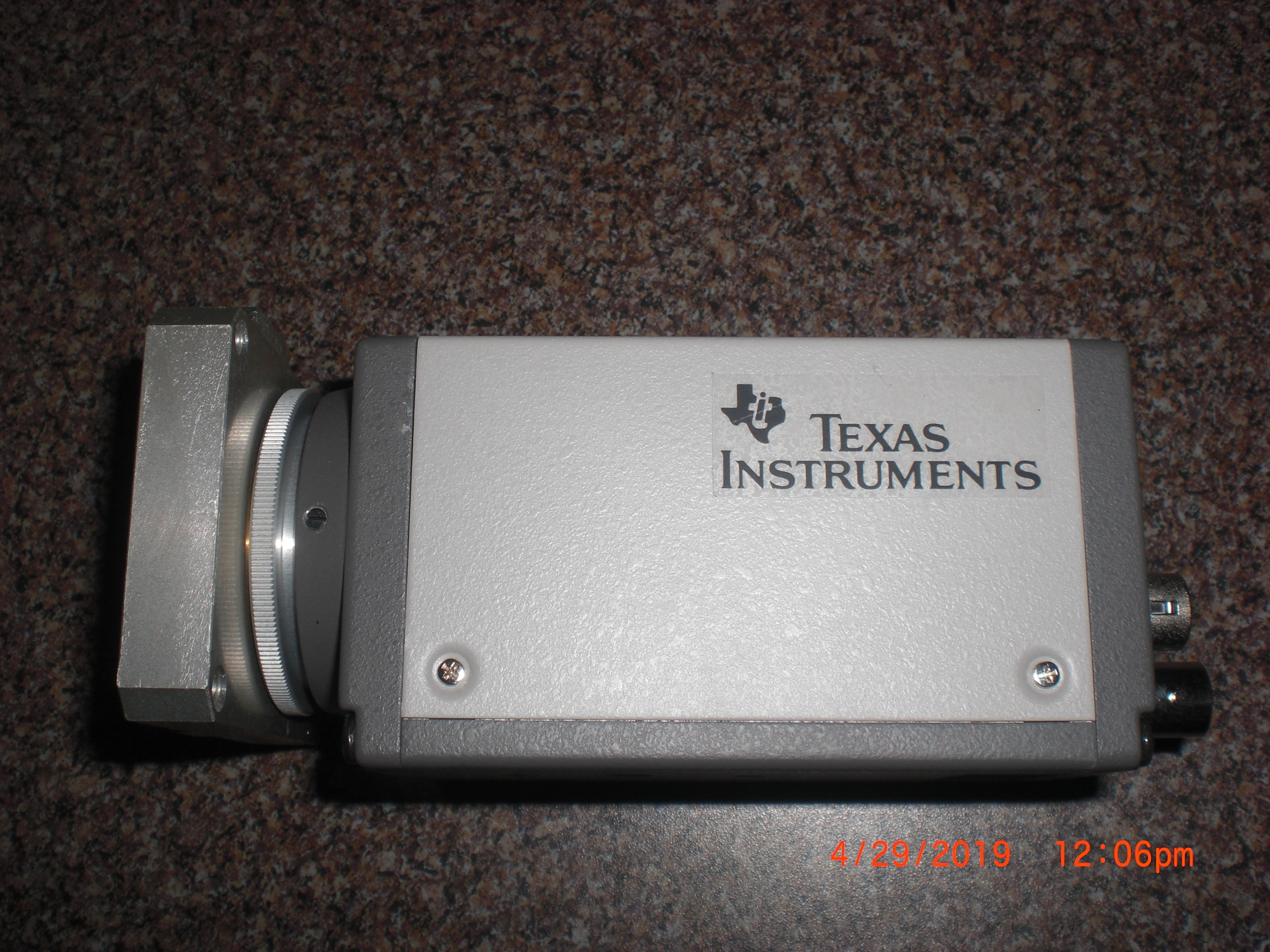 Camera TEXAS INSTRUMENTS 2546660-9130 MC-780PIA-U2  VRA Search Nikon