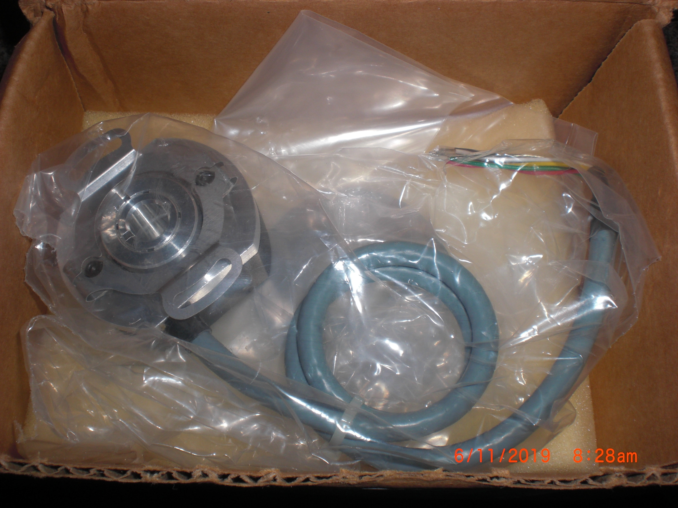 Encoder ACCU-CODER 260GN 078-3227-01