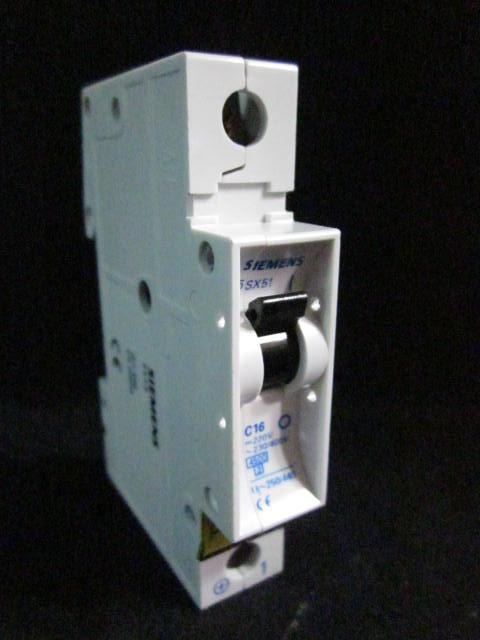 Electrical SIEMENS 5SX5 Circuit Breaker 6  (C16)