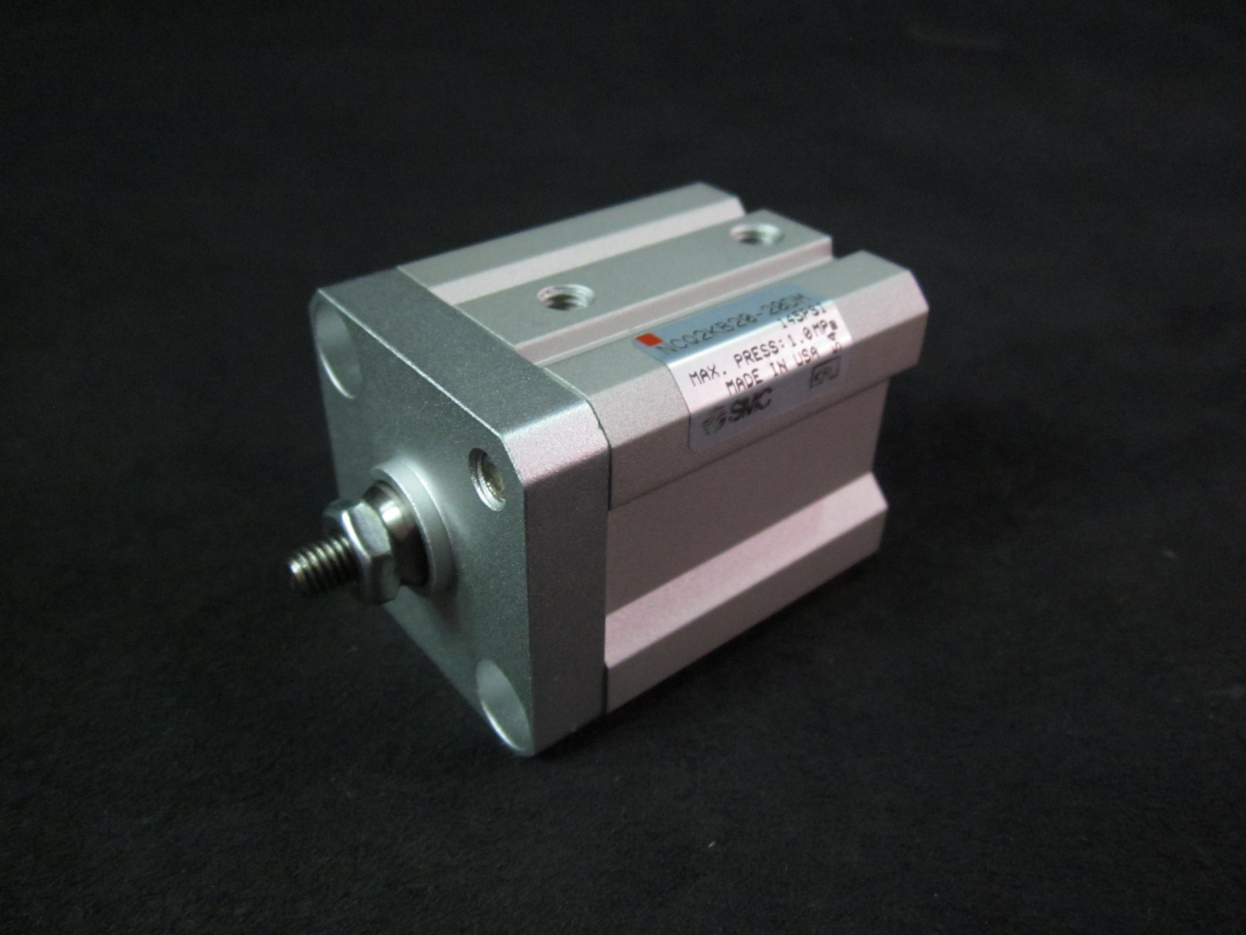 Cylinder  20MM BORE 20MM STROKE DBL ACT MA SMC NCQ2KB20-20DM  (AMAT) 3020-00093