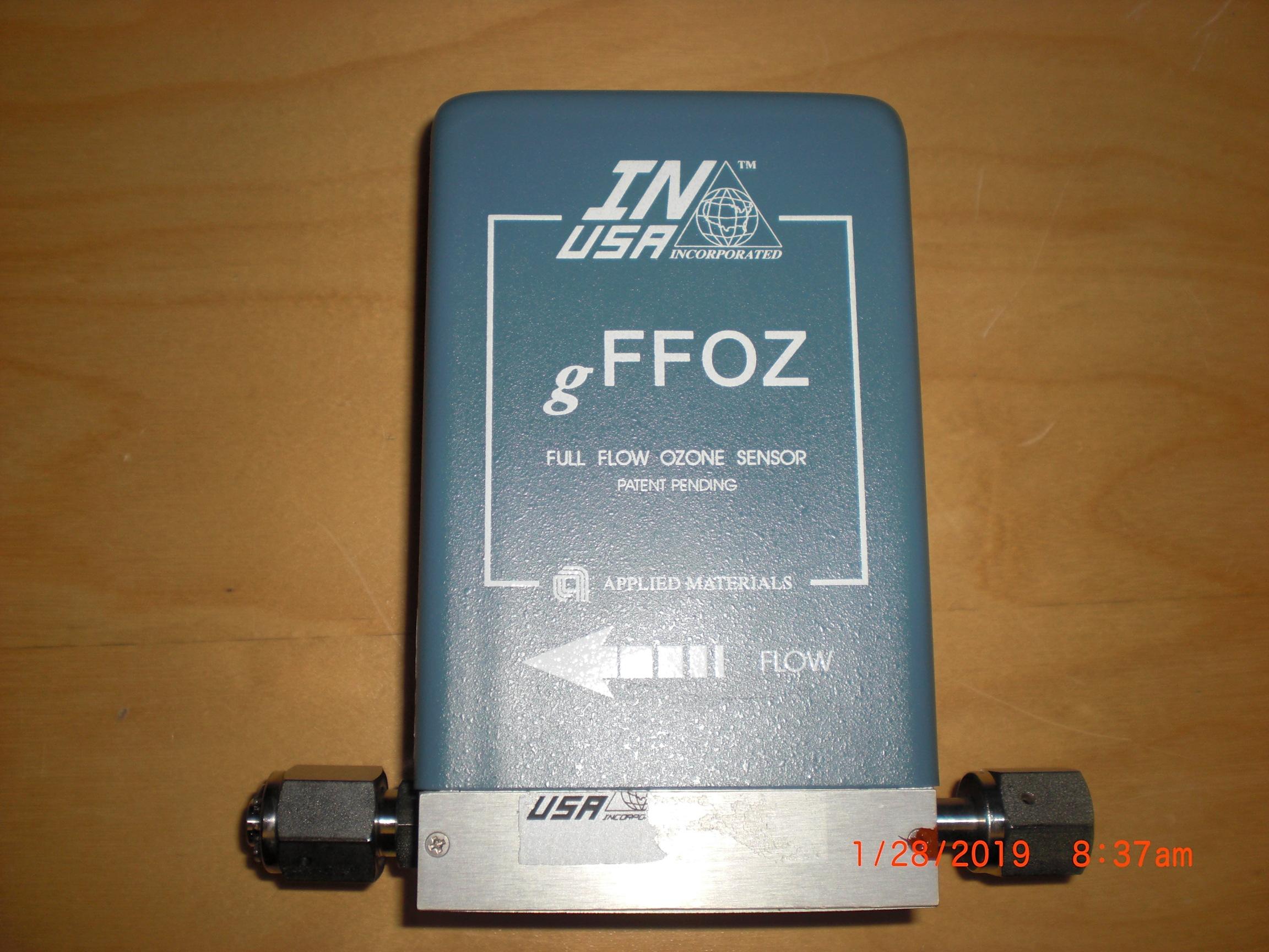 MFC IN USA gFFOZ (AMAT) 3030-06231 Full Flow OZONE Sensor
