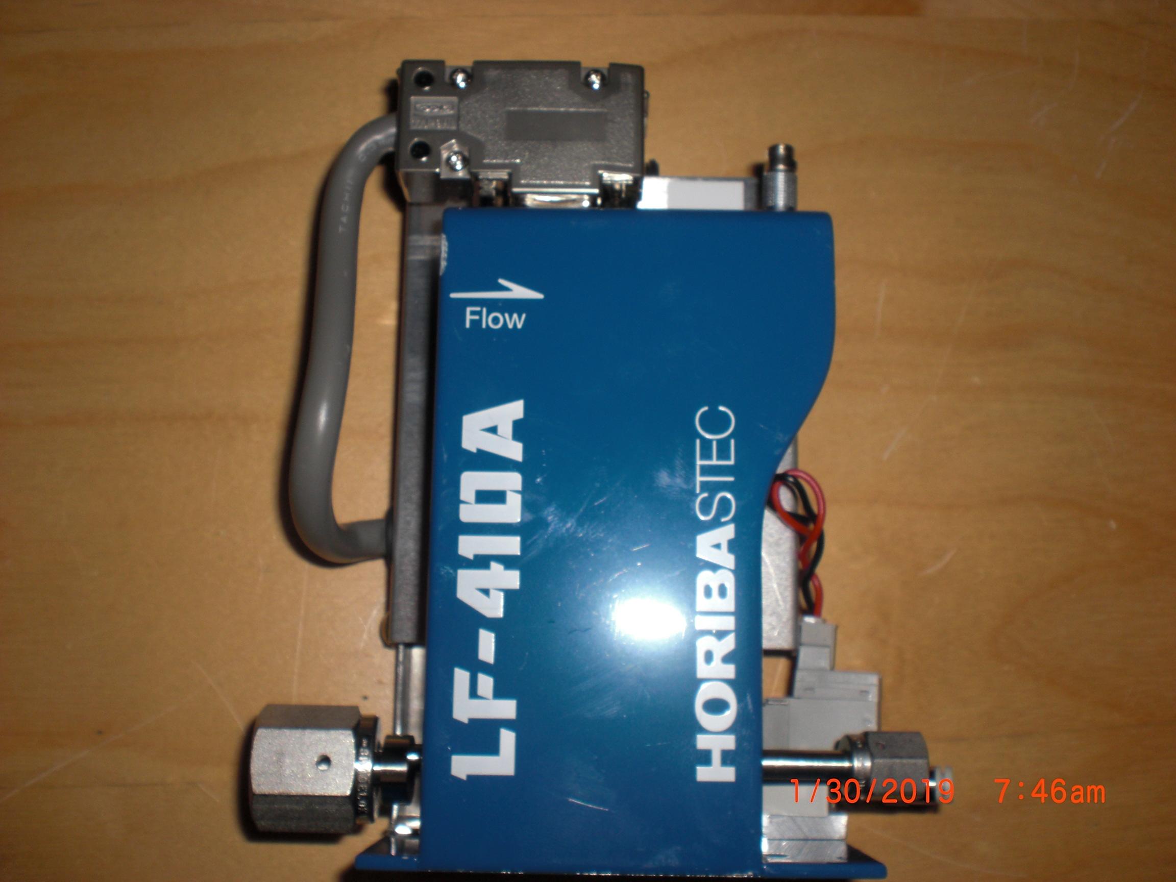 MFC HOREBIA / STEC LF-410A-EVD  (AMAT) 3030-07663 LFC TEOS 4g/min
