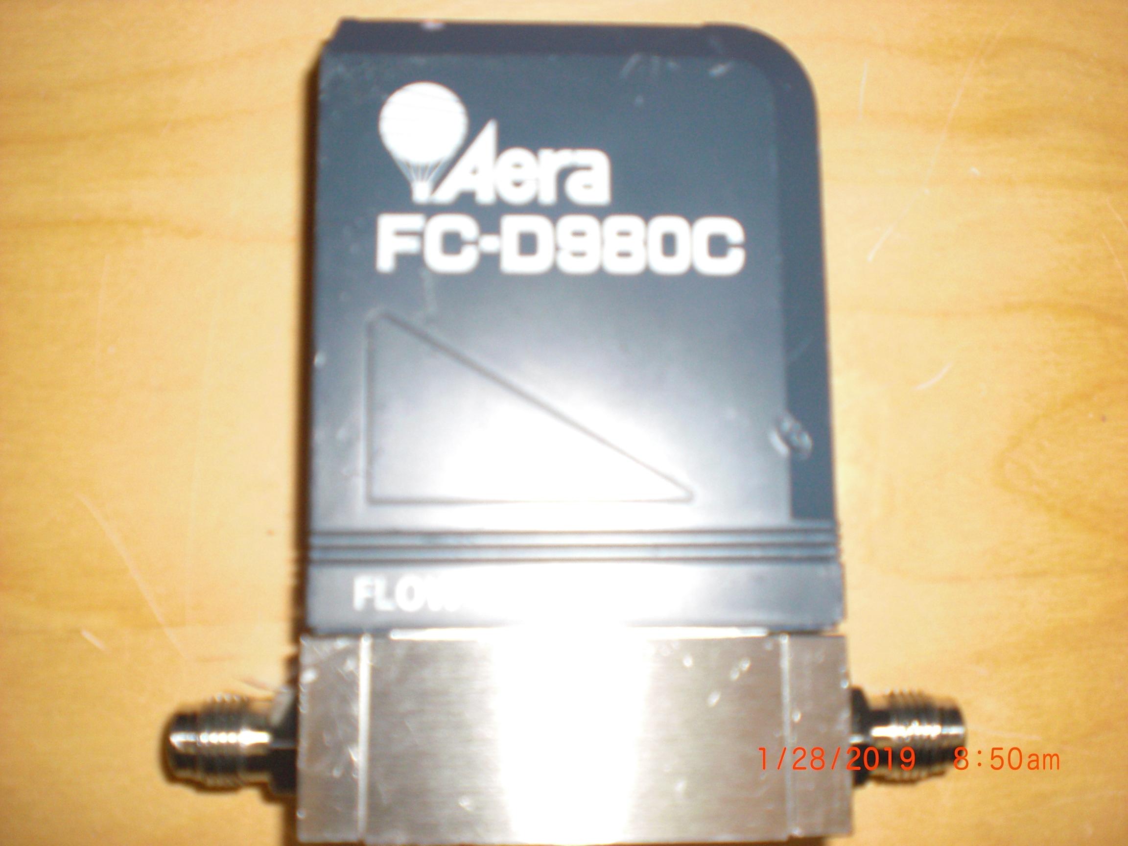 MFC AERA FDC980C-15MR-SiH4-20sccm Applied Materials (AMAT) 3030-09278